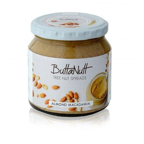 Almond & Macadamia Nut Butter - Buttanutt