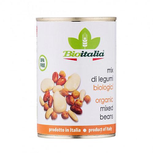 Organic Mixed Beans - Bioitalia