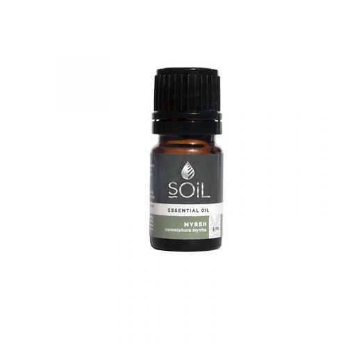 Myrrh Essential Oil - Soil