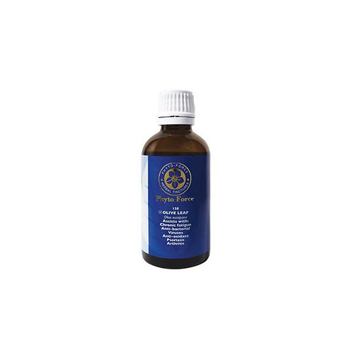 Olive Leaf Tincture 50ml - Phyto Force