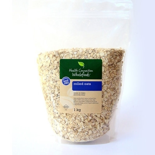 Rolled Oats - Health Connection