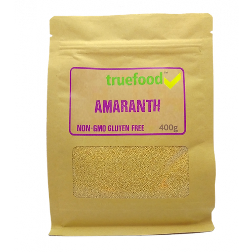 Amaranth 400g - Truefood