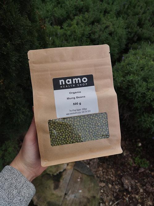 Organic Mungbeans - Namo Health