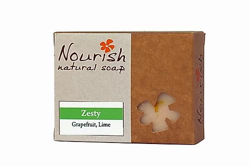Zesty Soap - Nourish Natural Soap
