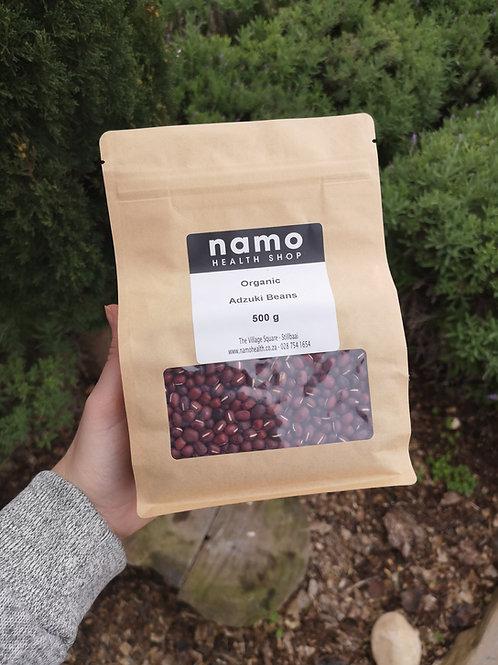 Organic Adzuki Beans - Namo Health