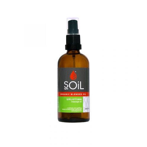 Organic Uplifting Oil 100ml - Soil