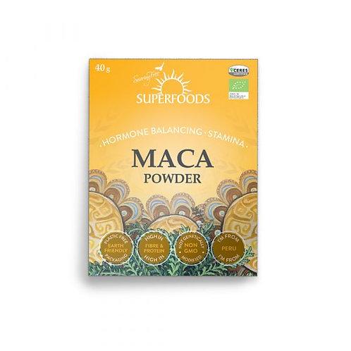 Organic Maca Powder 40g - Soaring Free Superfoods