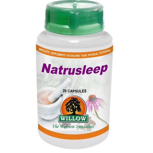 Natrusleep Capsules - Willow