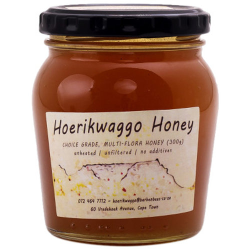 Hoerikwaggo Honey 300g
