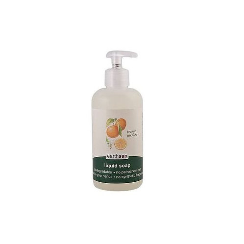 Orange Liquid Hand Soap - Earth Sap