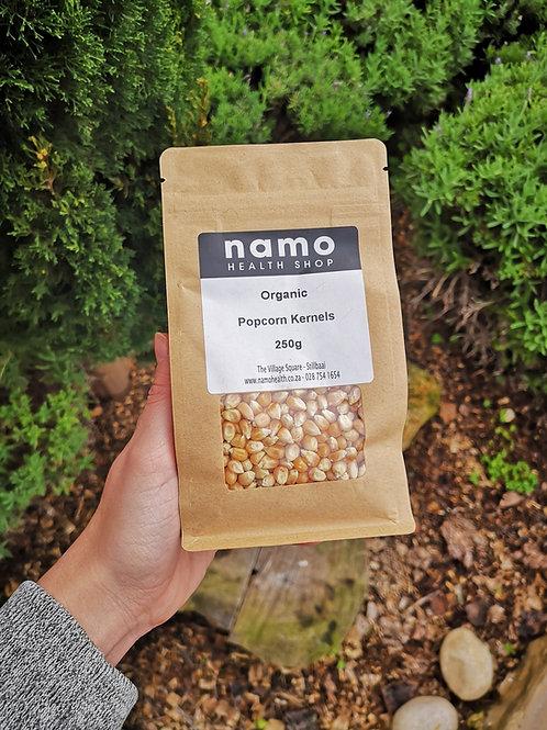 Organic Popcorn Kernels - Namo Health
