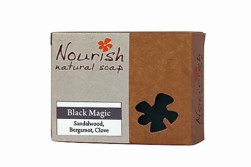 Black Magic Soap - Nourish Natural Soap