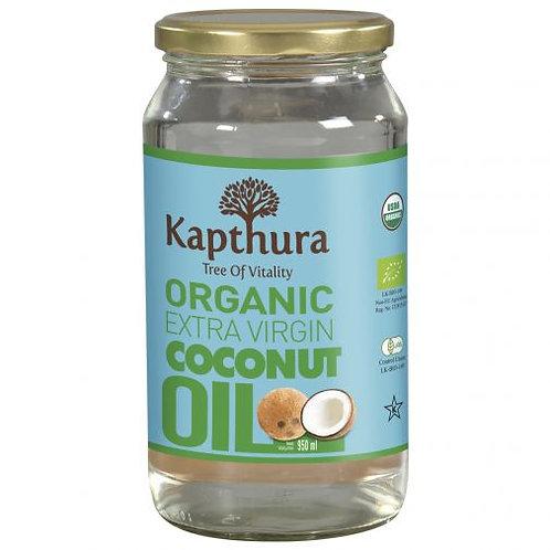 Organic Extra Virgin Coconut Oil - Kapthura