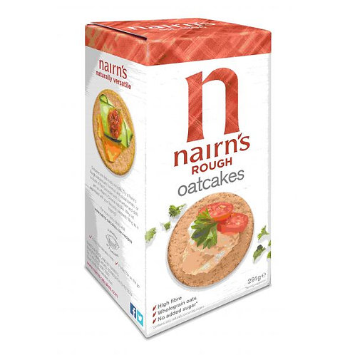 Rough Oatcakes - Nairns