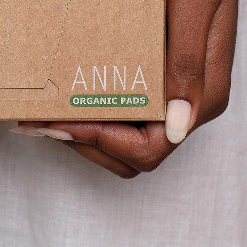 Organic Cotton Pads - Anna