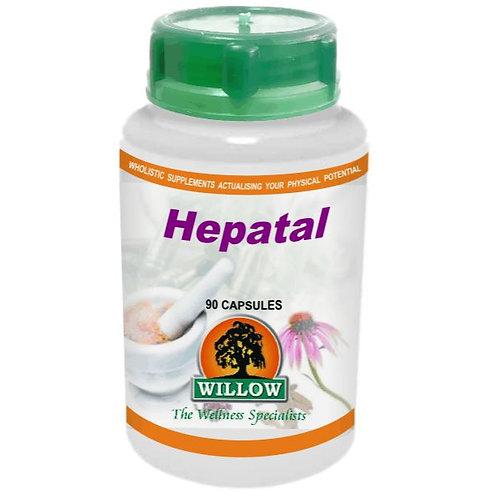 Hepatal Capsules - Willow