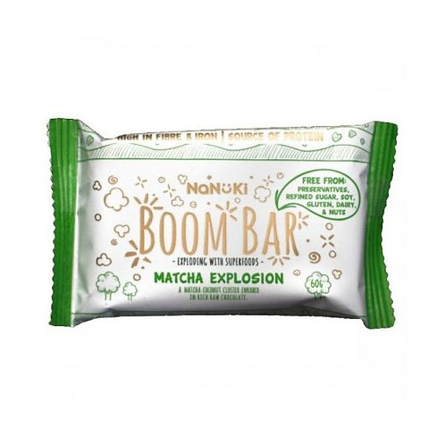Matcha Explosion Boom Bar - Nanuki