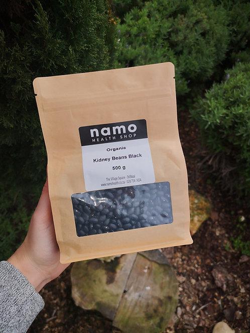 Organic Black Kidney Beans - Namo Health