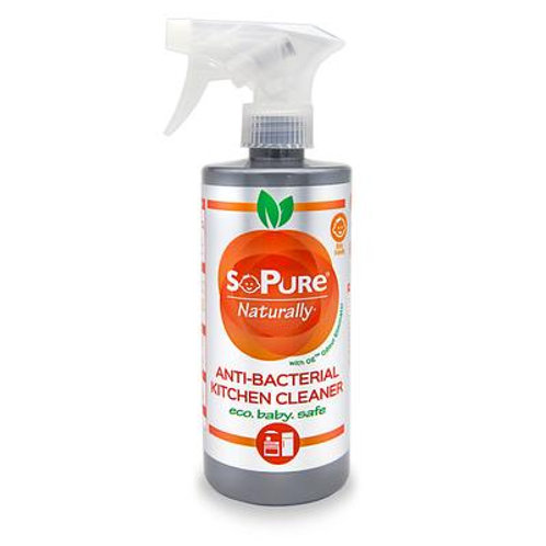 Anti-Bacterial Kitchen Cleaner - So Pure