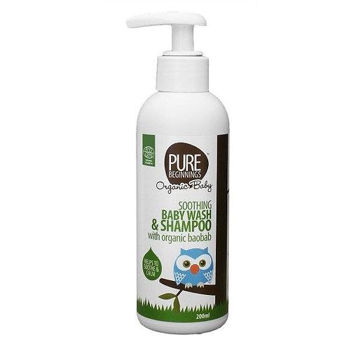 Baby Wash & Shampoo - Pure Beginnings