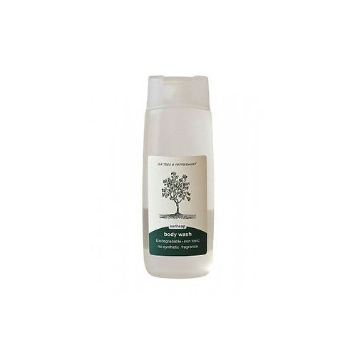Tea Tree & Peppermint Body Wash - Earth Sap