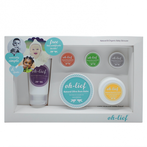 Gift Set (Mommy and Baby) - Oh Lief