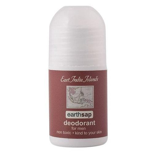 East India Islands Deodorant (for men) - Earth Sap