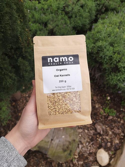 Organic Oat Kernels - Namo Health