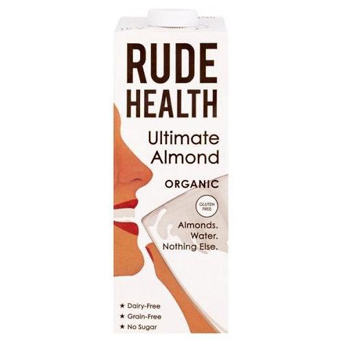 Organic Ultimate Almond Milk 1L - Rude Health