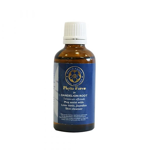 Dandelion Root Tincture - Phyto Force