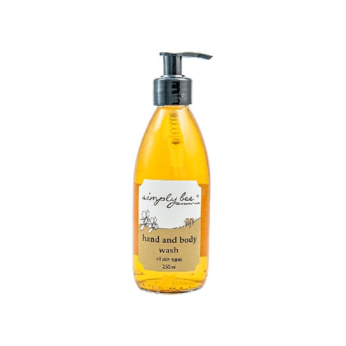 Hand & Body Wash - Simply Bee