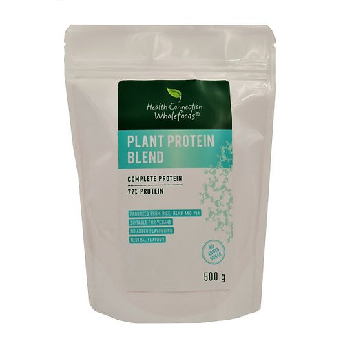Plant Protein Blend 500g - Health Connection