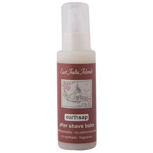 East India Islands (for men) After Shave Balm - Earth Sap