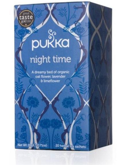 Night Time Tea - Pukka