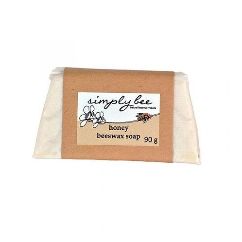 Honey Beeswax Soap - Simply Bee