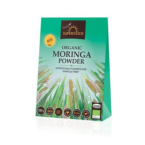 Organic Moringa Powder - Soaring Free Superfoods