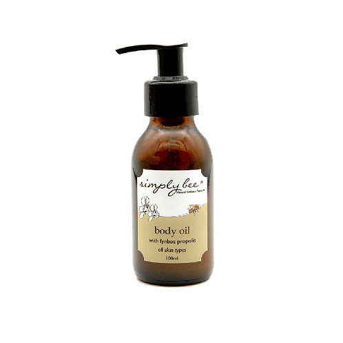 Body Oil - Simply Bee