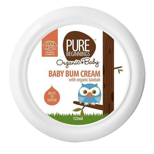 Baby Bum Cream - Pure Beginnings