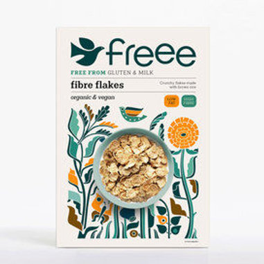 Organic Fibre Flakes - Freee by Doves Farm