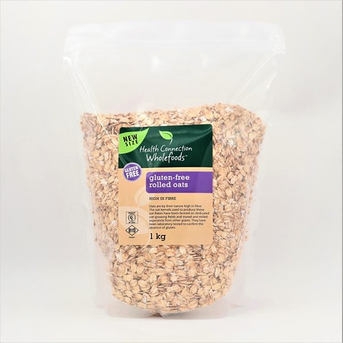Gluten Free Rolled Oats - Health Connection