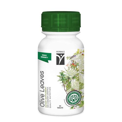 Olive Leaf Tablets - Nutri Life