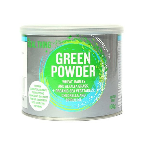 Green Powder 150g - The Real Thing