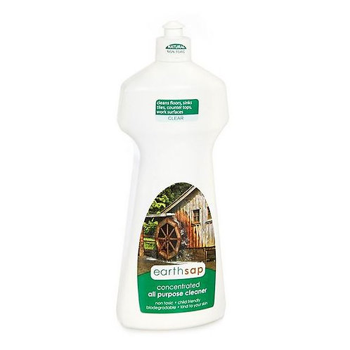 Concentrated All Purpose Cleaner - Earth Sap