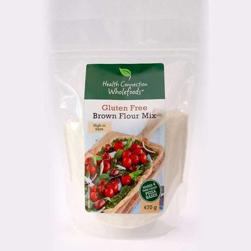 Gluten Free Brown Flour Mix - Health Connection