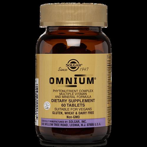 Omnium 60 Tablets - Solgar