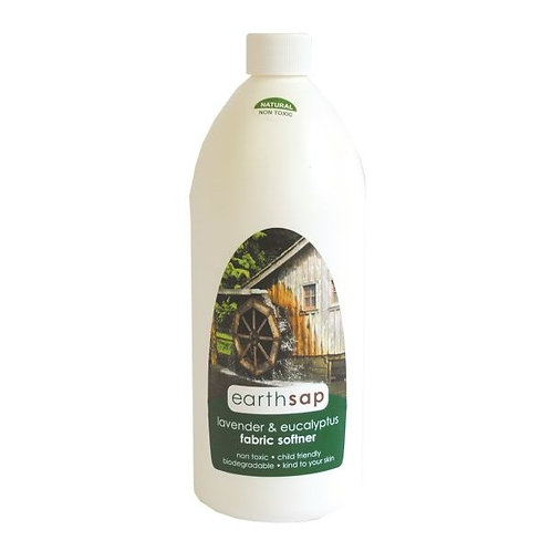 Lavender & Eucalyptus Fabric Softener - Earth Sap