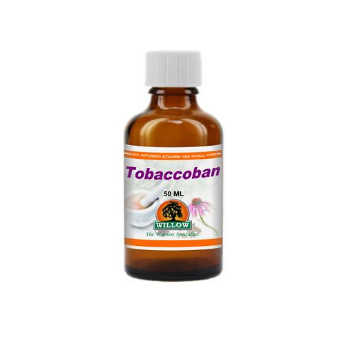Tobaccoban Drops - Willow