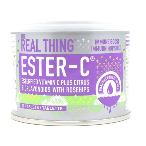 Ester C Tablets - The Real Thing