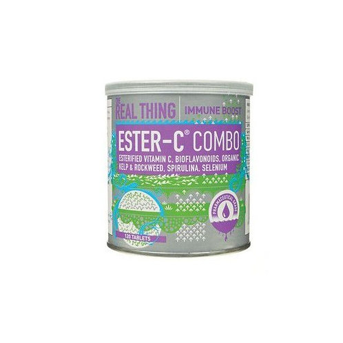 Ester C Combo Tablets - The Real Thing