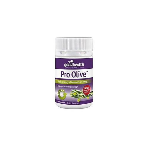 Pro Olive Capsules - Good Health